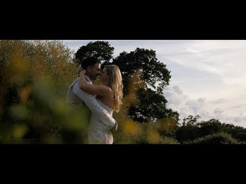 Laura + Colt // Wedding Film // The Three Tuns Inn Bransgore