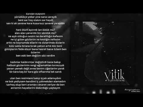 Halvetimeşk - YİTİK (2017)