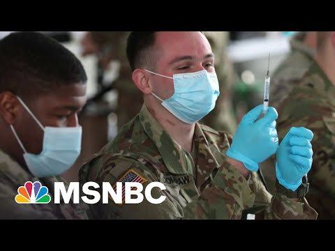 Why Some U.S. Service Members Are Still Vaccine Hesitant