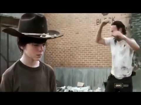 Rick Crying