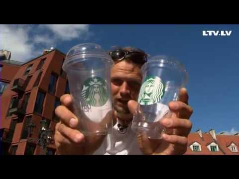 Vai Rīgā atvērts Starbucks?