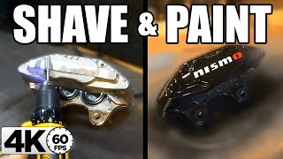 How to Shave and Paint Your Brake Calipers