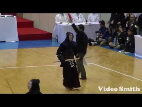 «九州学院»剣道部主将 梶谷 彪雅 ヤバめの1本集