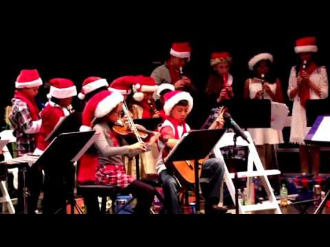 Mary Law Private School 2016 Christmas Concert 5. The Christmas Song