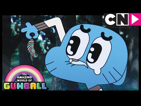 Gumball | The Forest of Doom | Cartoon Network