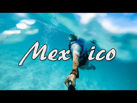 GoPro: A Week In Mexico 2017