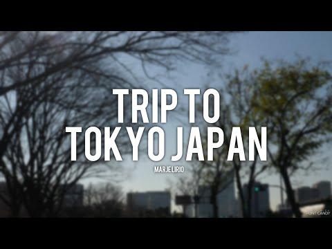 TRIP TO TOKYO JAPAN