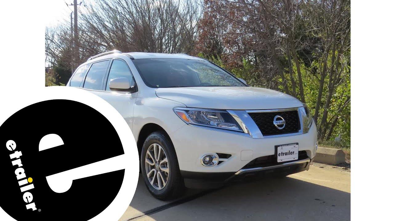 Etrailer Best 2016 Nissan Pathfinder Trailer Wiring Options Youtube