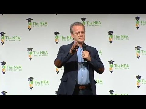Pasi Sahlberg on collaboration, teacher voice, equity
