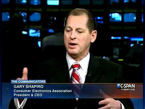 The Communicators: Gary Shapiro, Consumer Electronics Association