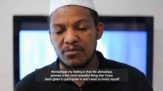 Qui sont les ahmadis?