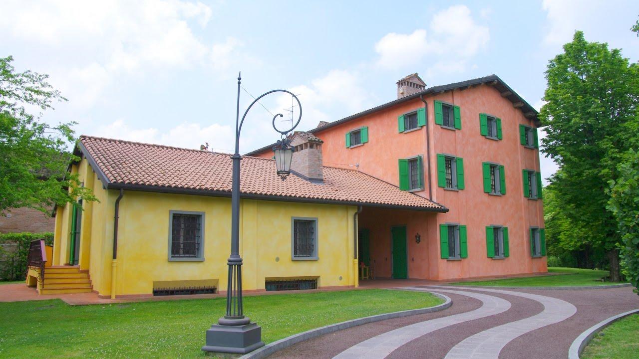 Home Museum Luciano Pavarotti Modena Emilia Romagna