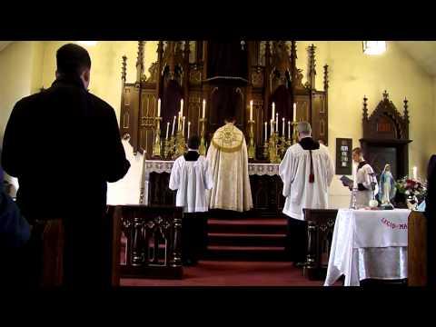 Sacrament Most Holy