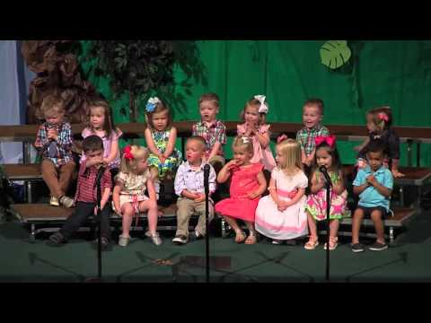 Preschool 2 -  Sonshine School Program 2016