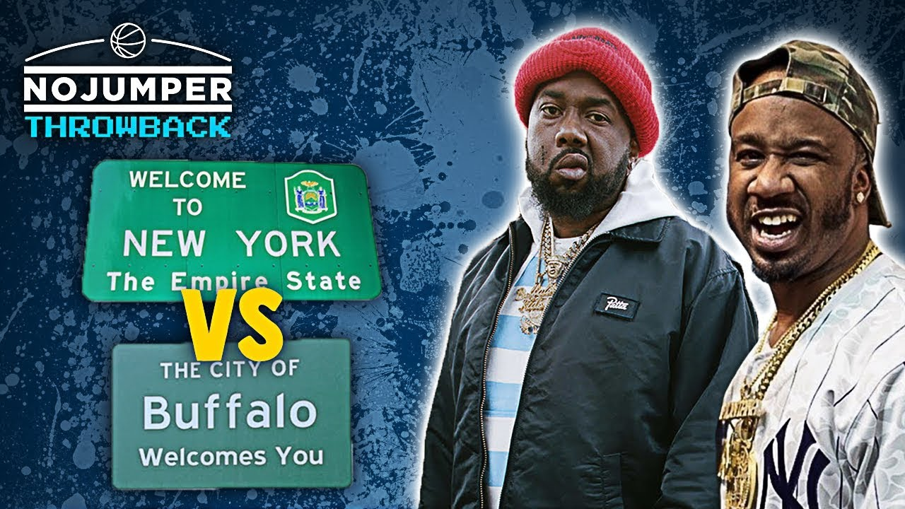 Benny The Butcher and Conway on The Difference Between NYC and Buffalo