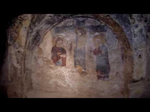 La chiesa rupestre di Cristo Campanarello