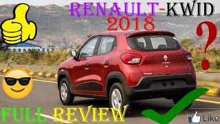 Renault Kwid | First Drive |Full review