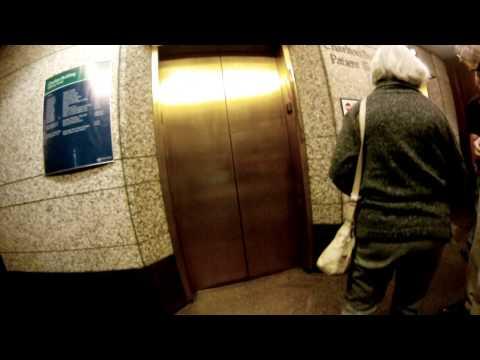 Mayo Clinic Rochester Gonda building subway walkthrough