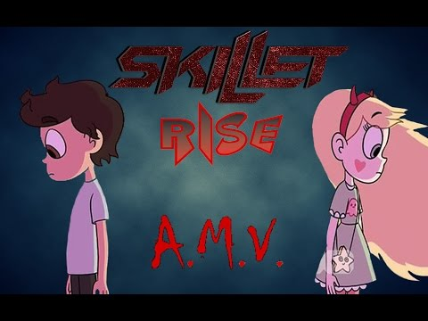 Star vs Forces of evil - AMV - Rise [Full HD]