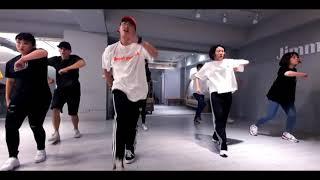 20190820 Hip-hop basic choreography by 阿wei/Jimmy dance studio