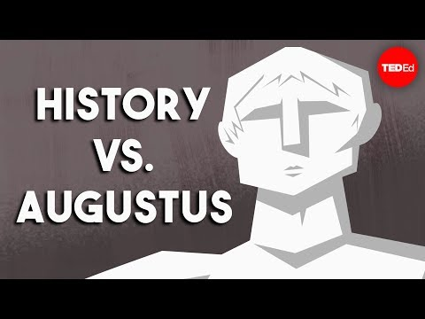 Video image: History vs. Augustus - Alex Gendler and Peta Greenfield