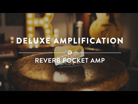Reverb Pocket Amp | Reverb Demo Video
