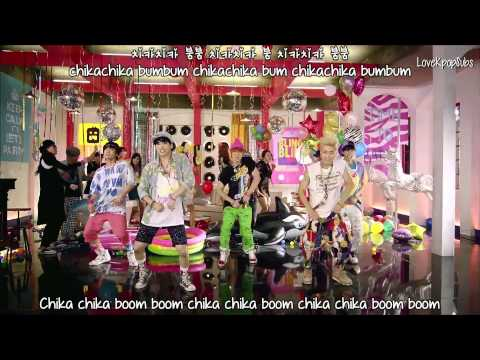 BIGSTAR - Run & Run (일단 달려) MV [English subs + Romanization + Hangul] HD