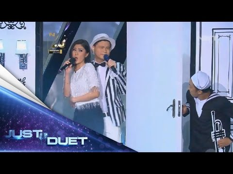Love is in the air! Yeshua & Elizabeth Tan sing L.O.V.E by Nat King Cole – Result Show – Just Duet