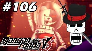 Danganronpa V3 w/ Noby - EP106 - Not Alone - Chapter 5 Ending (VN Adventure - Blind)