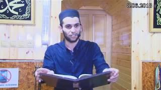 Пятничная проповедь в с Сивух 8 06 2018 г