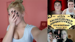 THE REASON I'LL NEVER BE THE SAME! (OUIJA BOARD)