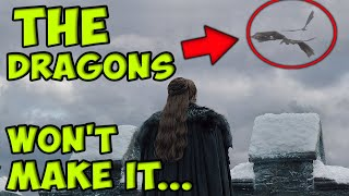 Dany's Last Two Dragons Might Not Make It... 🛡Season 8 THEORY! ⚔️