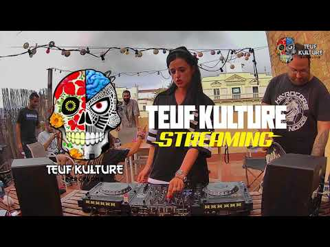 Download Teuf Kulture invites Lady Dammage