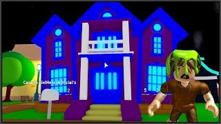 The STREET URCHIN bought the House of ROBUX 999 (STORY on ROBLOX)