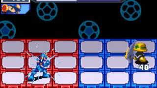 Mega Man Battle Network 5 Team Protoman - Megaman Battle Network 5 Team Protoman (GBA) - User video