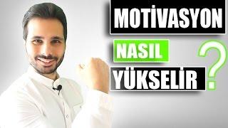 Kendimizi Nasıl Motive Ederiz ?- En Pratik Motivasyon Tekniği-Kişisel Gelişim