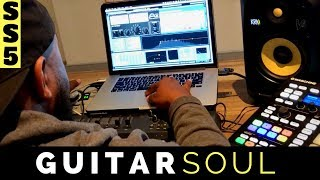 Soul Sunday 5 - Spacey Guitar Soul | Beat Making w: Ableton Live x Maschine