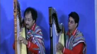 Paraguayan Harp Duet - Bell Bird - Mariano Gonzalez and Ernesto Franco