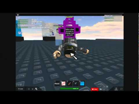 how to make a ragdoll on roblox