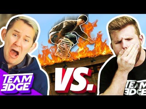 Skate 3 Bone Breaking Challenge!