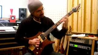 Helios Guitars Grifo Demo 1, J.S.Bach prelude in D minor