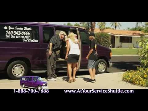 At Your Service Shuttle