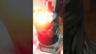 Lixada 7LED 105W RGBW 9/14 Channel DMX512