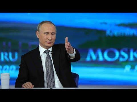 Почему ненавидят Путина? Пякин В.В.