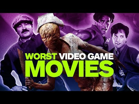 Download Youtube: The 12 Worst Video Game Movie Adaptations of All Time