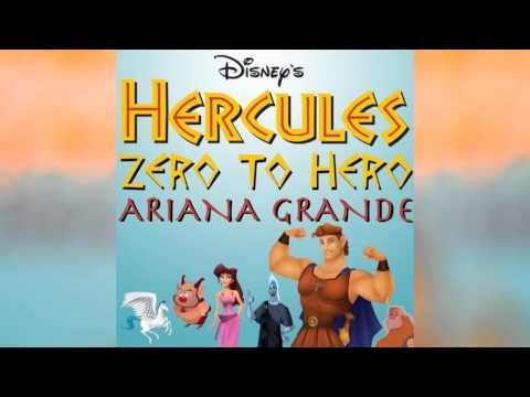 Ariana Grande - Zero To Hero (Audio)