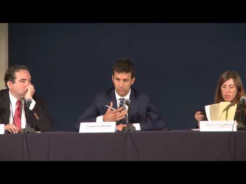 THE KEY TO AFGHANISTAN ECONOMIC GROWTH & STABILIZATION | Panel 1 Discussion | July 18