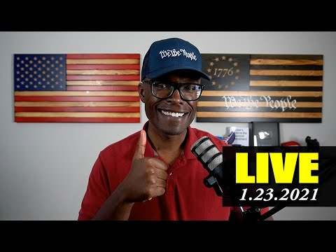 ? ABL LIVE: National Guard, Amazon, Hank Aaron, Larry King, Mask Mandate Hypocrisy, and more!