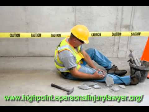 High Point Personal Injury Lawyer, NC
