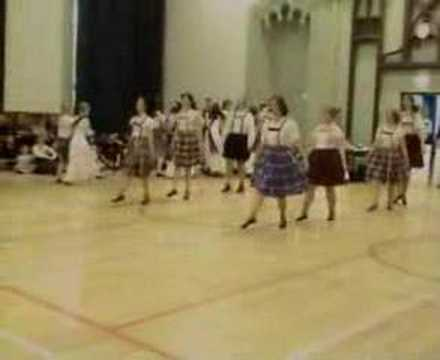 Edinburgh Uni. New Scotland Scottish Dance Society